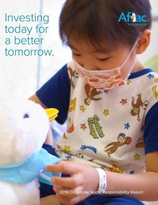 'Investing Today for a Better Tomorrow': Aflac Releases 2019 Corporate Social Responsibility Report