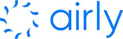 Airly Logo (PRNewsfoto/Airly, Inc.)