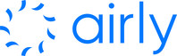 Airly Logo (PRNewsfoto/Airly, Inc.)