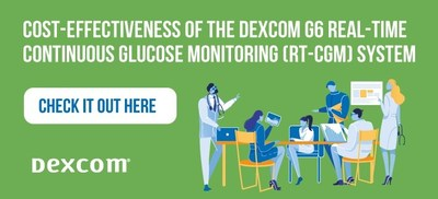Cost-Effectiveness of the Dexcom G6 Real-Time Continuous Glucose Monitoring (RT-CGM) System and why it should be considered for wider access in the UK