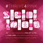 Le-Vel Celebrates 6 Years Of Supporting Breast Cancer Awareness With Annual Campaign