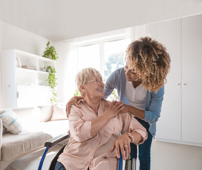 Robotic technology has a once in a generation opportunity to transform social care in the wake of COVID-19 (PRNewsfoto/PA Consulting)