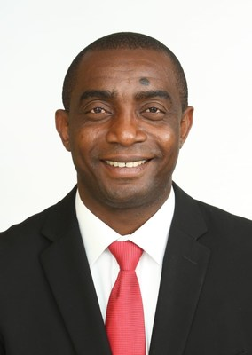 Dr. Franklyne Ogbunwezeh, CSI's new Senior Research Fellow for Sub-Saharan Africa