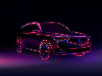 2021 Acura MDX (CNW Group/Honda Canada Inc.)