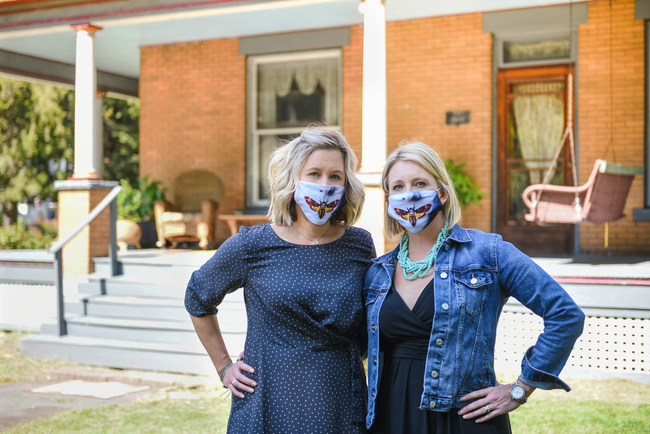 The Sisters have a KILLER listing with the Silence of the Lambs house.