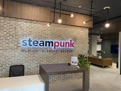 Steampunk's new Design Intelligence™️ Studio located in McLean, VA