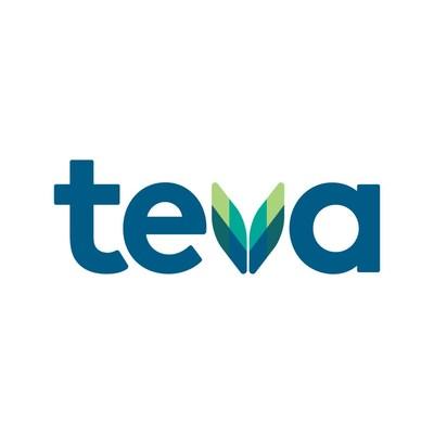Teva Canada Logo (CNW Group/Teva Canada)