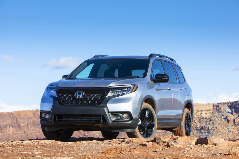 American Honda reported September and Q3 sales results today, with Honda trucks setting a new September record, including record months for the Honda Passport and CR-V.