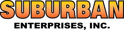 Suburban Enterprises, Inc. new logo.