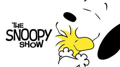 """A new Apple Original series, """"The Snoopy Show,"""" will debut globally February 5, 2021 on Apple TV+ Starring Snoopy and his many personas, one-third of the episodes will feature TAKE CARE WITH PEANUTS themes. """"The Snoopy Show"""" is produced by WildBrain. (CNW Group/Peanuts Worldwide)"""