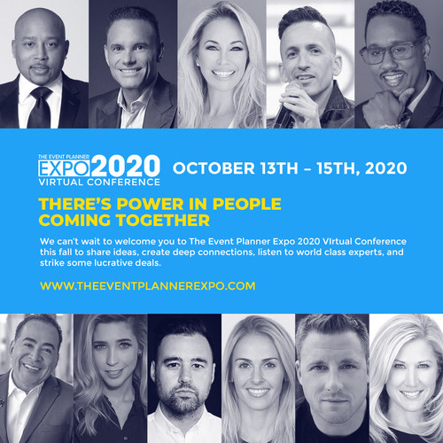 The Event Planner Expo Announces #1 Virtual Networking Platform, Hio Social, and a Star-Studded Lineup for 2020 Virtual Show