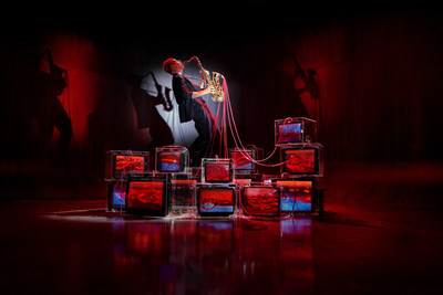 Musician Bendik Giske features in Campari's digital global campaign showing Red Passion come alive in the path to creation