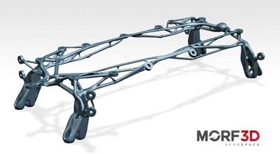 Morf3D Optimized Structure