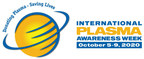 International Plasma Awareness Week 2020: Be a Hero, Donate Plasma Today