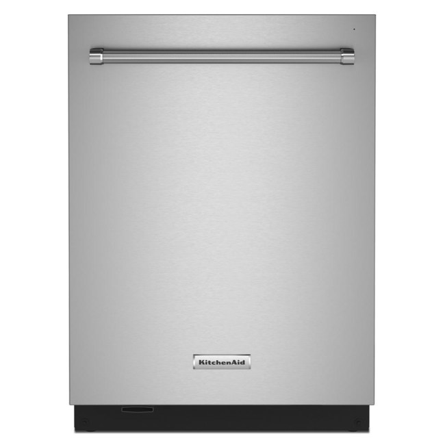 KitchenAid 44 dBA Dishwasher with FreeFlex™ Third Rack in Stainless Steel