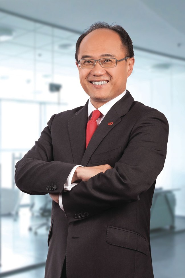 Jamie Ling, Group Chief Financial Officer