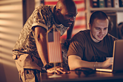 American Public University System Named Most Popular GI Bill School by Military Times