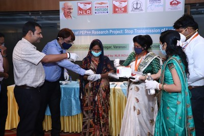 First contact of person affected by leprosy receiving new preventive treatment PEP++