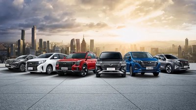 GAC MOTOR product family