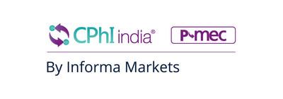 CPhI & P-MEC India logo