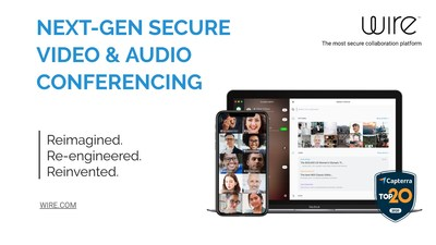 Next-Gen Secure Video and Audio Conferencing