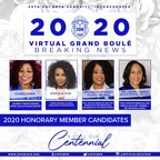 Zeta Phi Beta Sorority, Incorporated Announces Award-Winning Entertainers, Religious and Military Leaders As Nominees for Honorary Membership