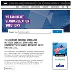 ANSI Launches New, Mobile-Friendly Website with Enhanced Features