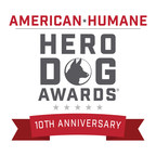 Carson Kressley Returns to Host the American Humane Hero Dog Awards®: 10th Anniversary Celebration