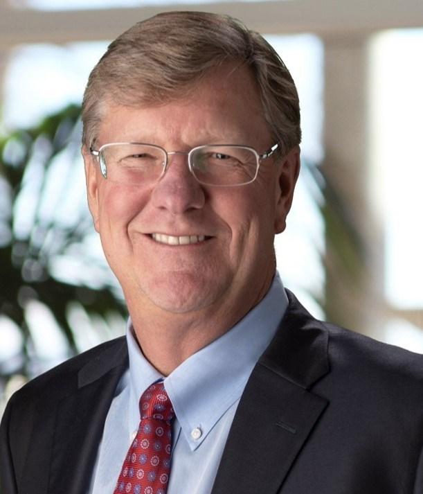 Rob Strain, president, Ball Aerospace