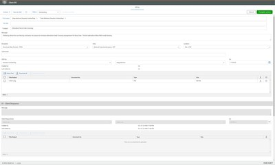 Review and Approval - Leverage configurable workflow forms for reviewing and approving document-based workflows like RFIs, submittals and other construction processes.