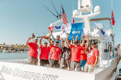 The War Heroes on Water 2020 Reunion Tournament hosted 29 combat-wounded veterans and 12 participating sportfishing yachts for two days of fishing on the pristine waters along Santa Catalina Island. The event, conceptualized in 2018 by loanDepot CEO Anthony Hsieh, has raised $1M since inception.