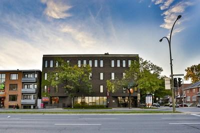 550-560 boulevard Henri-Bourassa Ouest, in Montréal, Québec (CNW Group/BTB Real Estate Investment Trust)
