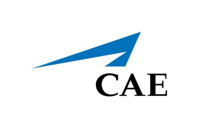 CAE logo (CNW Group/CAE INC.)