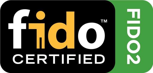 FIDO2 Certified