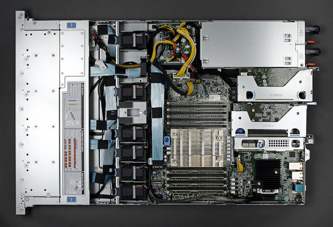 Equinix Metal™ is an automated, interconnected bare metal-as-a-service. Hardware options, including the m3.large configuration shown here, are available to deploy in minutes across global locations.