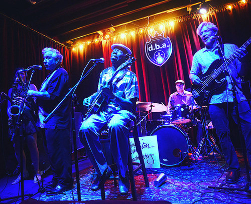 Independent music venues, including the iconic d.b.a. in New Orleans, partner with StageIt to support artists' safe return to the stage.
