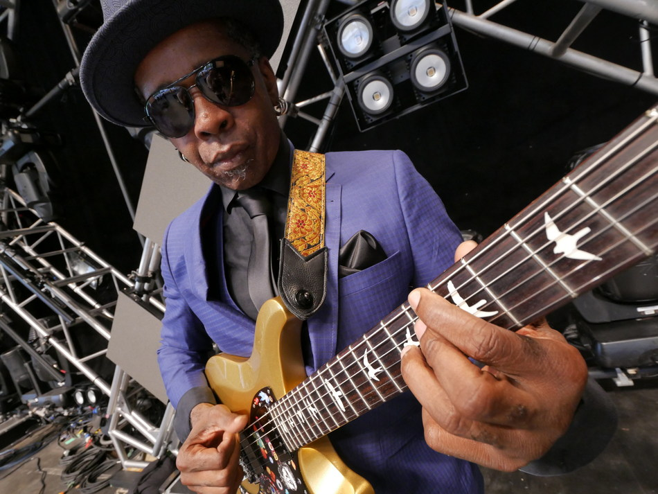 Living Colour's Vernon Reid joins The ASCAP Lab as Artist in Residence. Reid will speak with The ASCAP Lab Seed Project Finalists in a virtual session at New York City Media Lab Summit on Oct. 9.