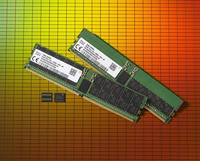Figure 1. SK hynix launches 1Ynm DDR5 DRAM