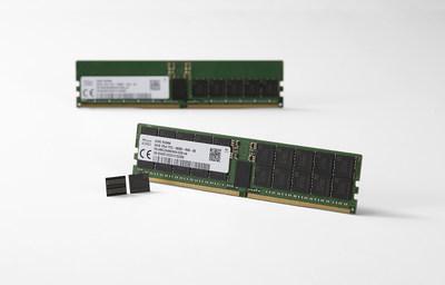 Figure 2. SK hynix launches 1Ynm DDR5 DRAM