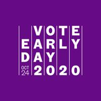 (PRNewsfoto/Vote Early Day)