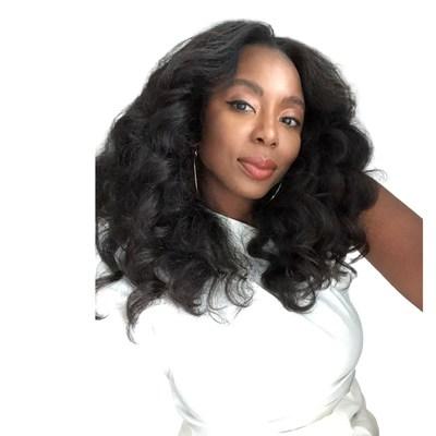 Pekela Riley, founder of True + Pure Texture