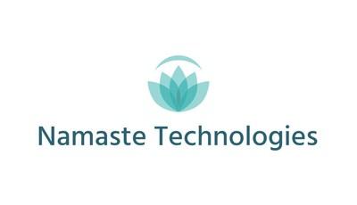 Namaste Technologies Inc. Logo (TSXV: N) (FRANKFURT: M5BQ) (OTCMKTS: NXTTF) (CNW Group/Namaste Technologies Inc.)