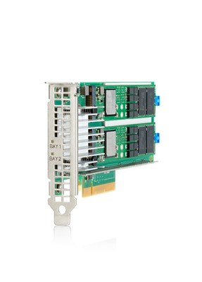 HPE NS204i-p NVMe OS Boot Device with Marvell's NVMe RAID 1 accelerator