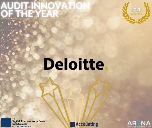 (PRNewsfoto/Deloitte)