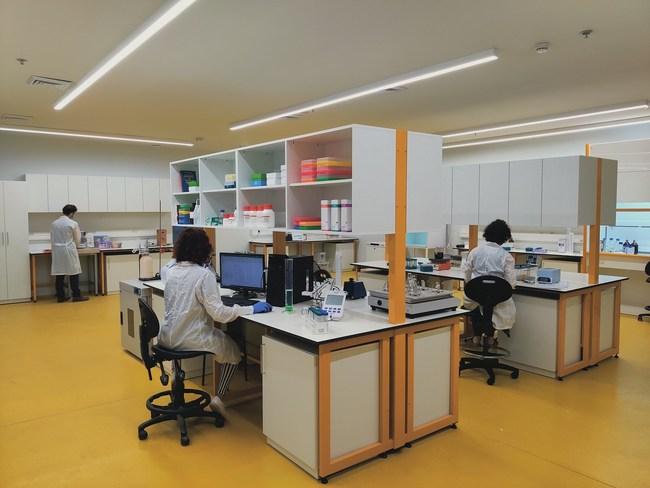 Equinom Builds New R&D Center