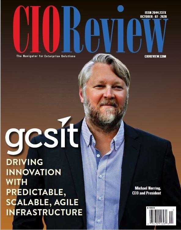 CIO Review Cover