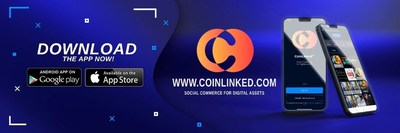 Coinlinked.com - Download the app today!