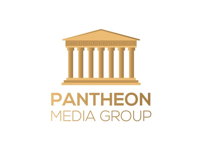 Pantheon Media Group, LLC Logo
