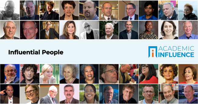 Who are the world's thought leaders? You'll find them at AcademicInfluence.com.