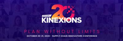 Kinexions '20 (CNW Group/Kinaxis Inc.)